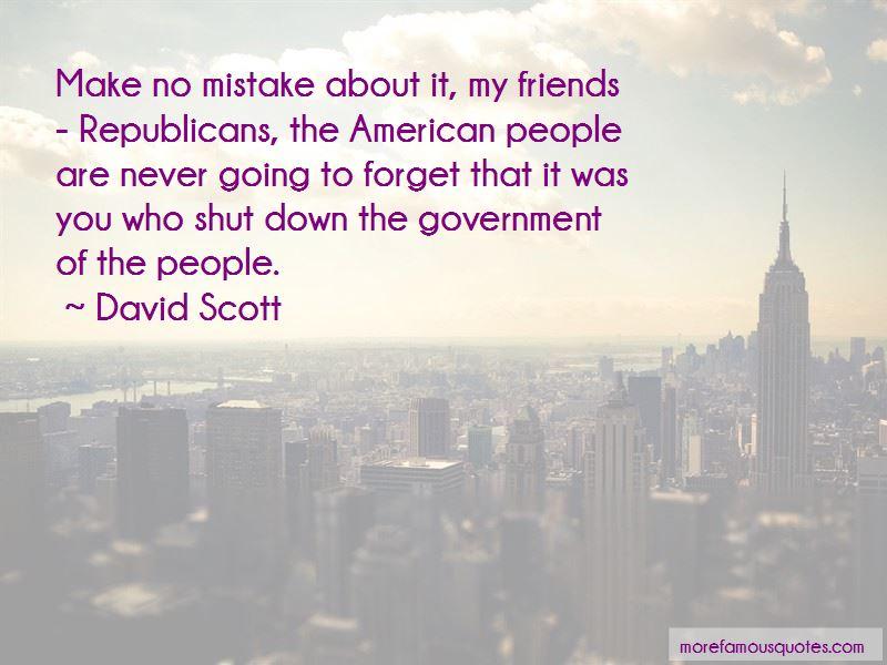 David Scott Quotes