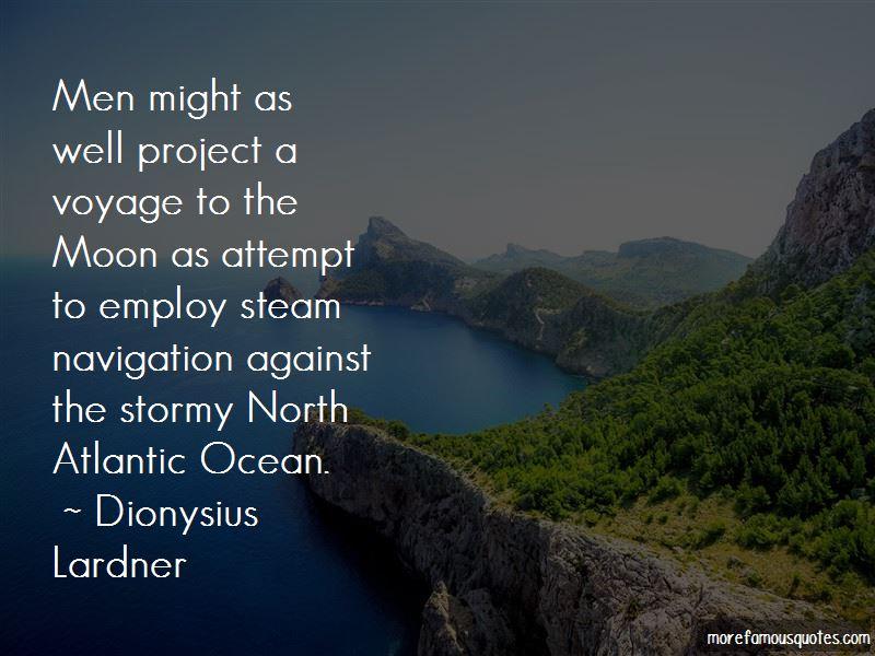 Dionysius Lardner Quotes