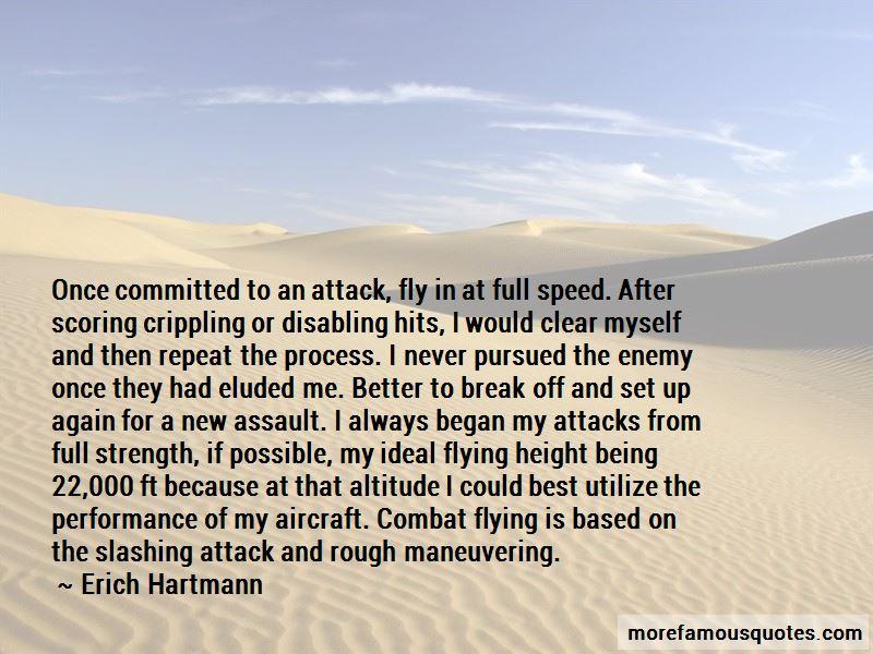 Erich Hartmann Quotes Pictures 3