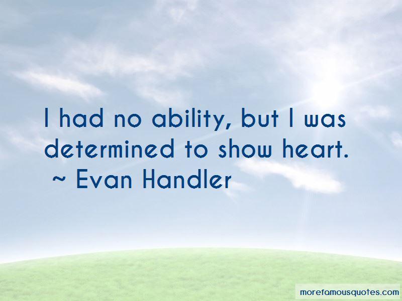 Evan Handler Quotes Pictures 2