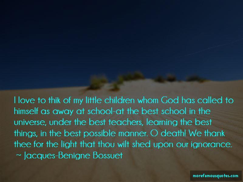 Jacques-Benigne Bossuet Quotes Pictures 3
