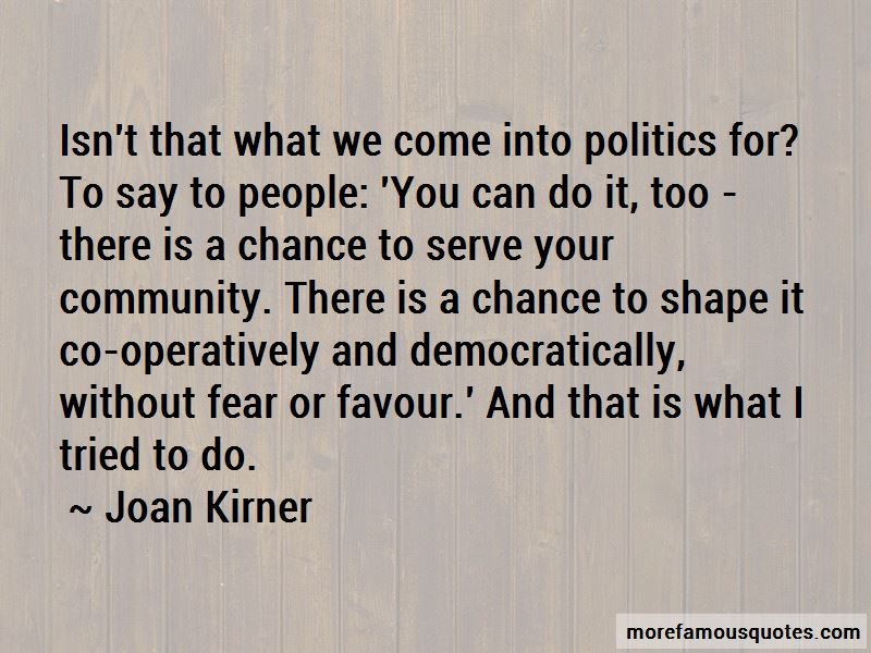 Joan Kirner Quotes Pictures 4
