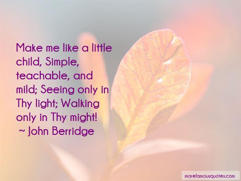 John Berridge Quotes Pictures 2