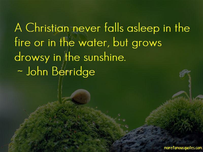 John Berridge Quotes Pictures 3