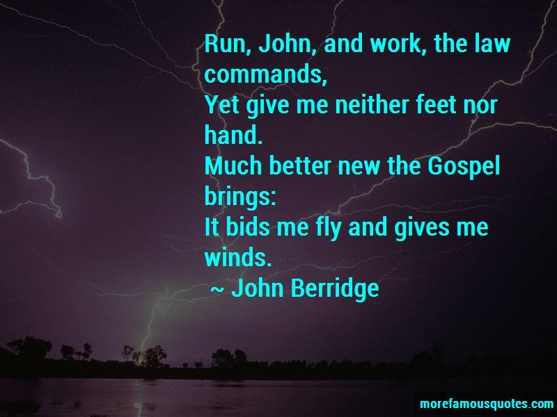 John Berridge Quotes Pictures 4
