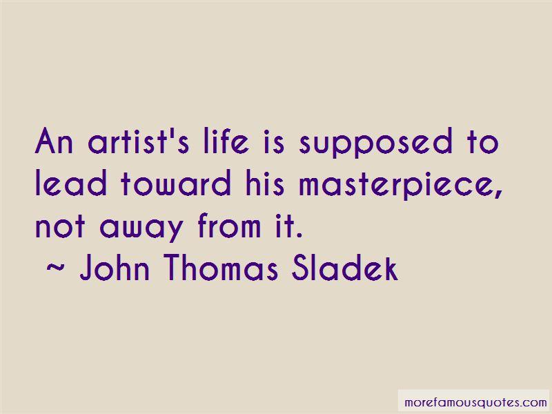 John Thomas Sladek Quotes Pictures 2