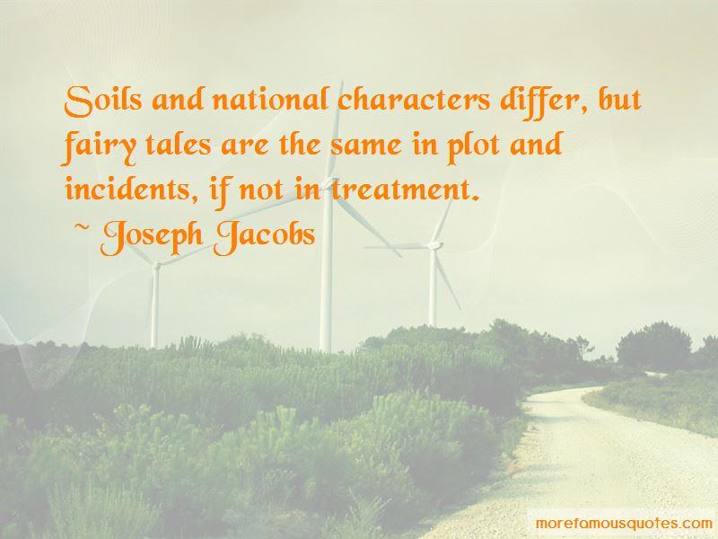 Joseph Jacobs Quotes Pictures 2