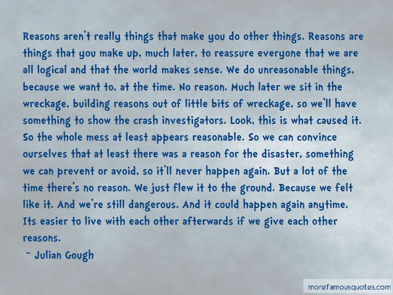 Julian Gough Quotes