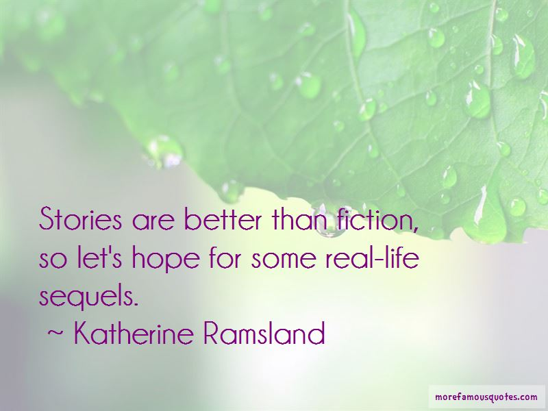 Katherine Ramsland Quotes Pictures 4