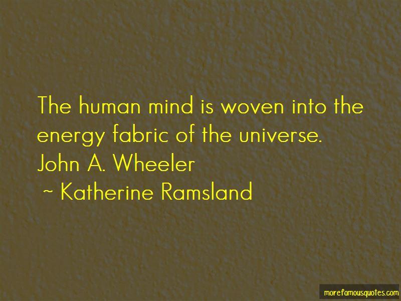 Katherine Ramsland Quotes