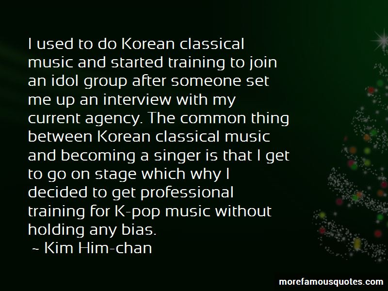 Kim Him-chan Quotes Pictures 3