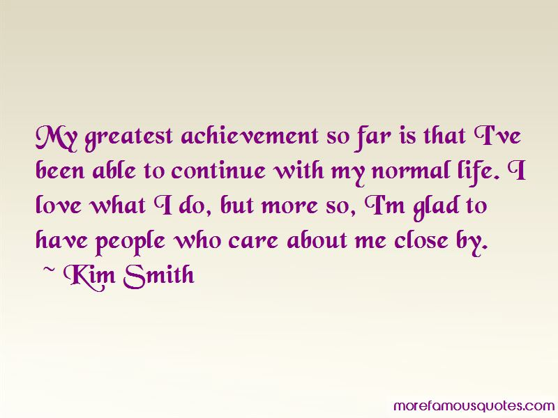 Kim Smith Quotes Pictures 2