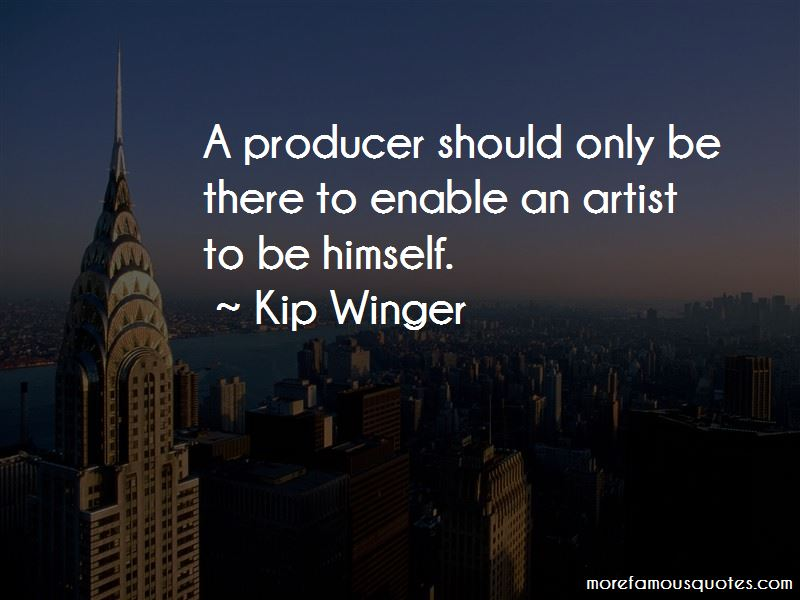 Kip Winger Quotes Pictures 3