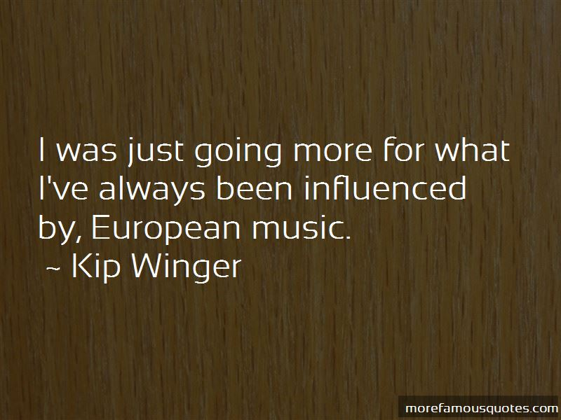 Kip Winger Quotes Pictures 4