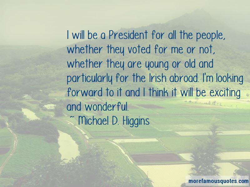 Michael D. Higgins Quotes Pictures 2