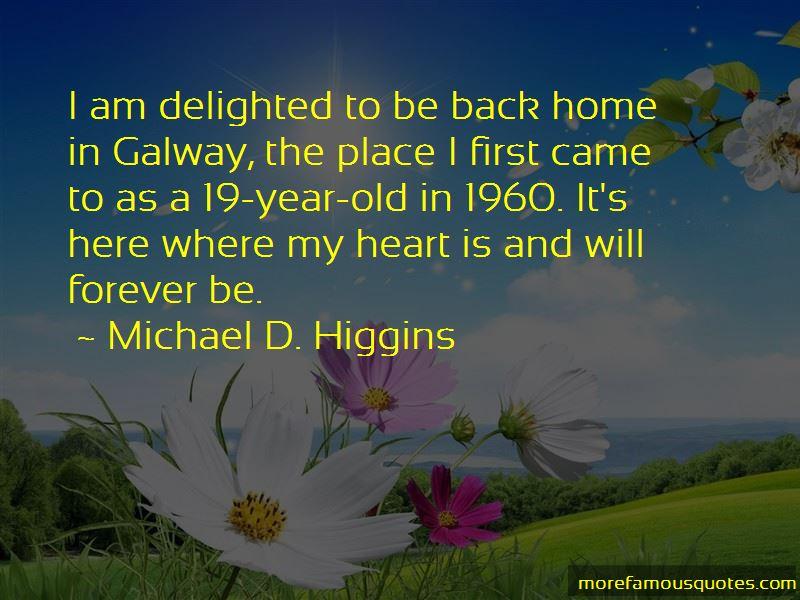Michael D. Higgins Quotes Pictures 4