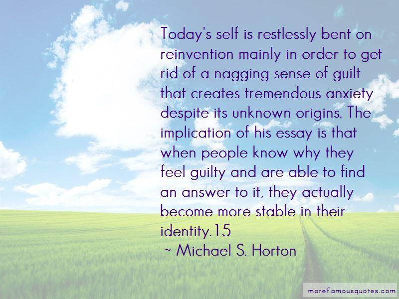 Michael S. Horton Quotes Pictures 2
