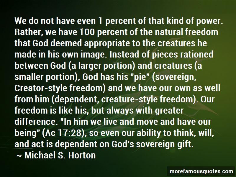 Michael S. Horton Quotes Pictures 3