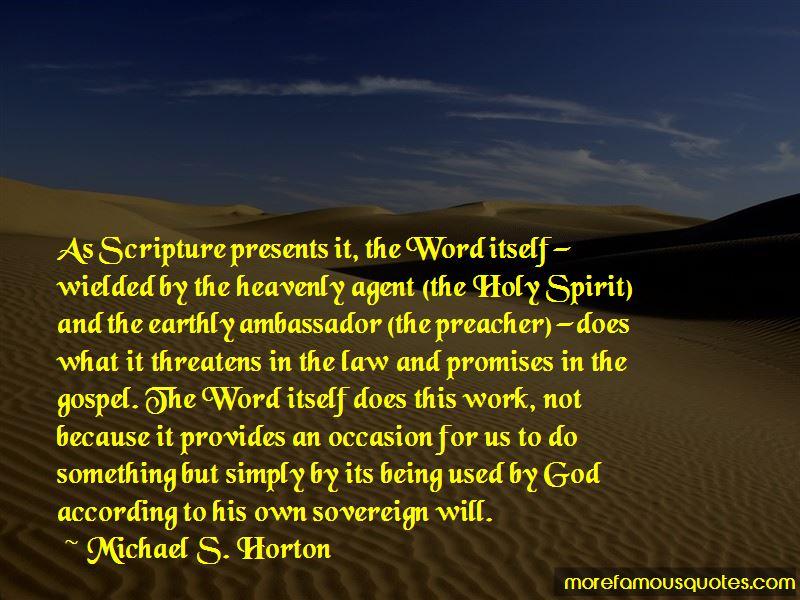 Michael S. Horton Quotes Pictures 4