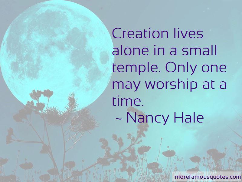 Nancy Hale Quotes