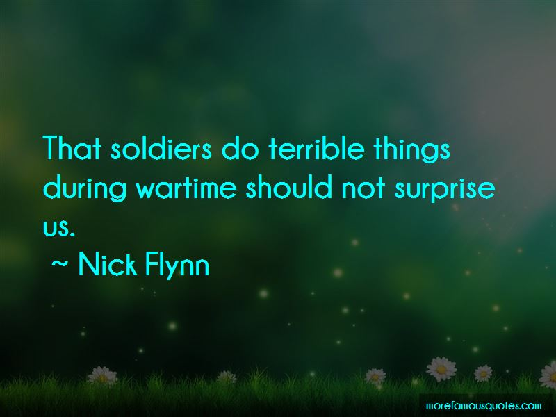 Nick Flynn Quotes Pictures 4