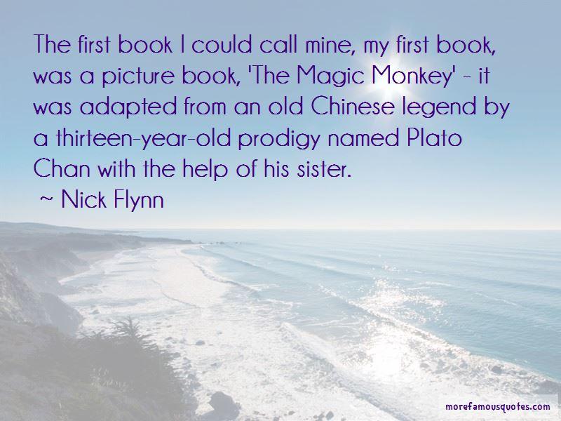 Nick Flynn Quotes
