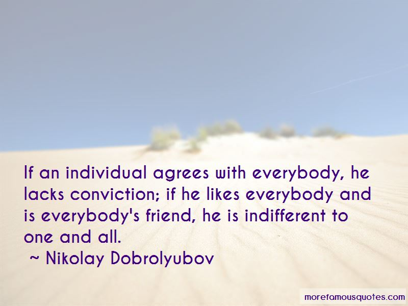 Nikolay Dobrolyubov Quotes