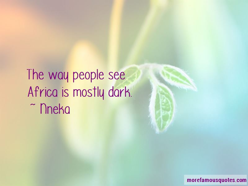 Nneka Quotes Pictures 3