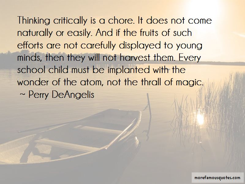 Perry DeAngelis Quotes Pictures 3