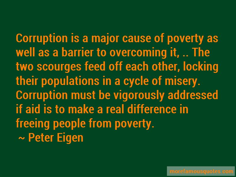 Peter Eigen Quotes Pictures 2