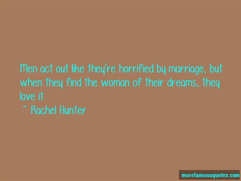 Rachel Hunter Quotes Pictures 3