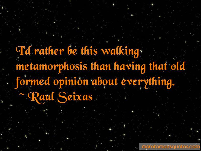Raul Seixas Quotes