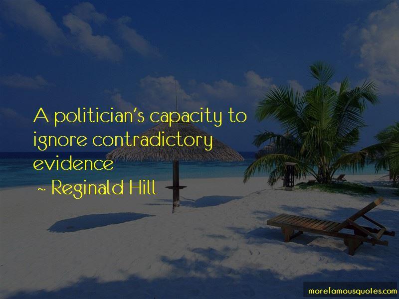 Reginald Hill Quotes Pictures 4