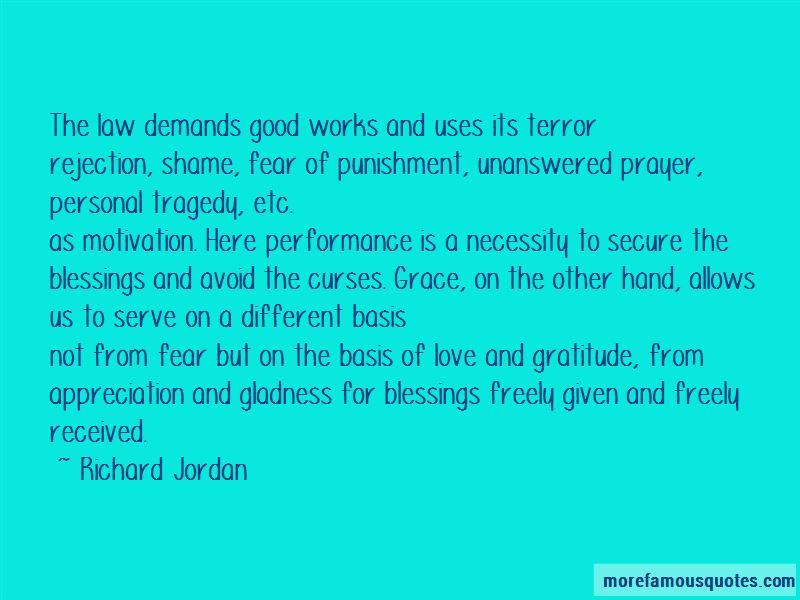 Richard Jordan Quotes