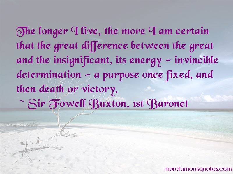 Sir Fowell Buxton, 1st Baronet Quotes Pictures 2
