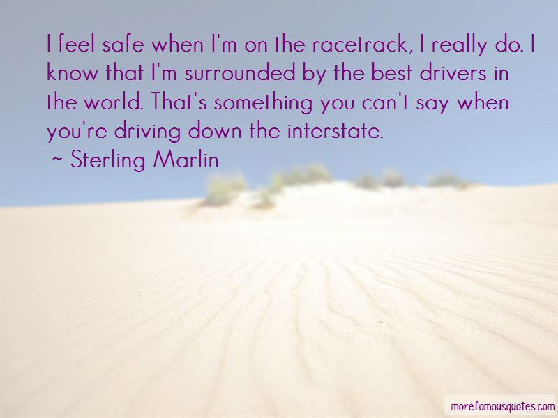 Sterling Marlin Quotes Pictures 3