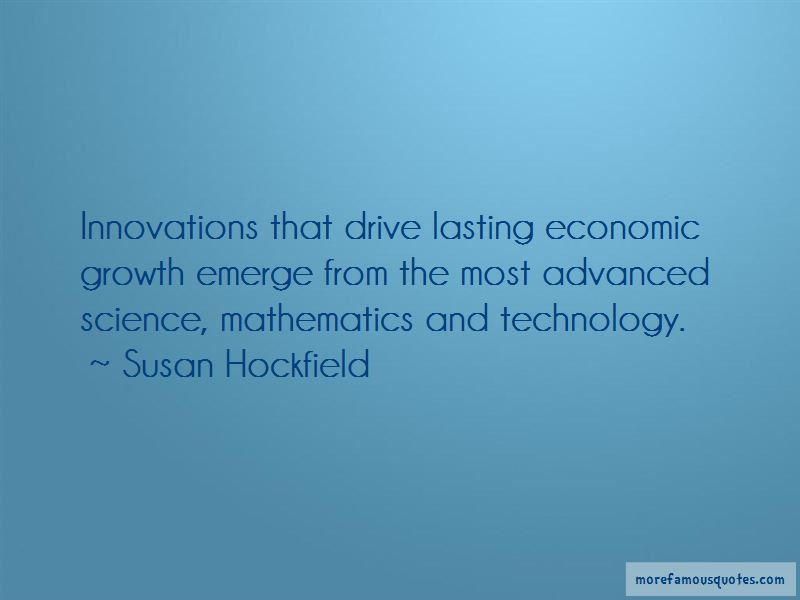 Susan Hockfield Quotes Pictures 2