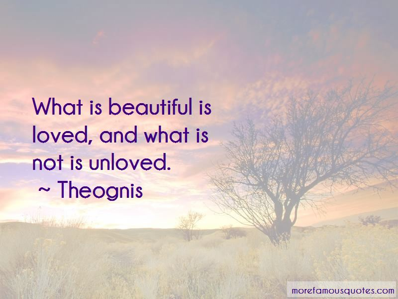 Theognis Quotes Pictures 3