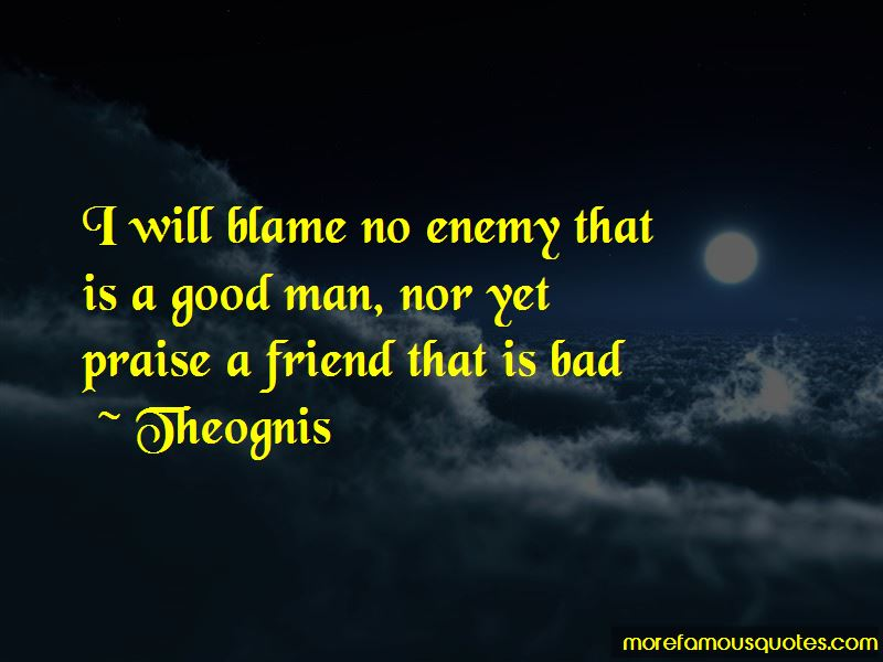 Theognis Quotes