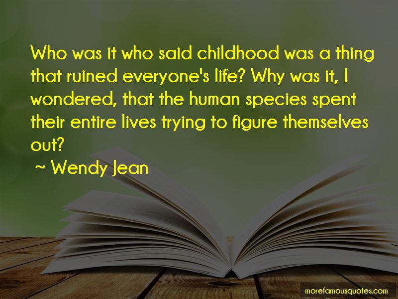 Wendy Jean Quotes Pictures 3