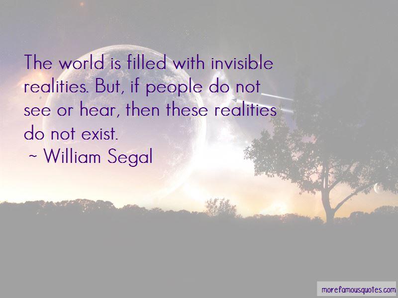 William Segal Quotes Pictures 3
