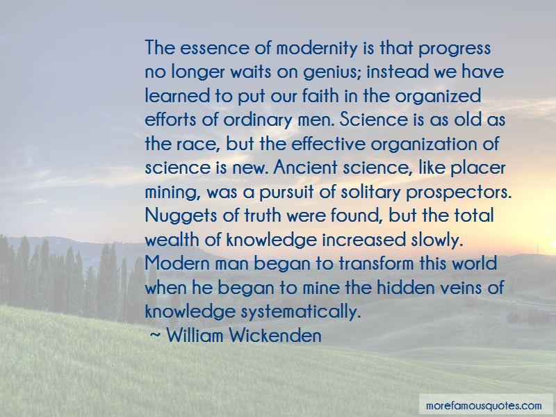 William Wickenden Quotes Pictures 3