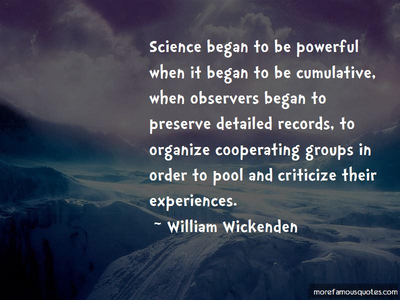 William Wickenden Quotes Pictures 4