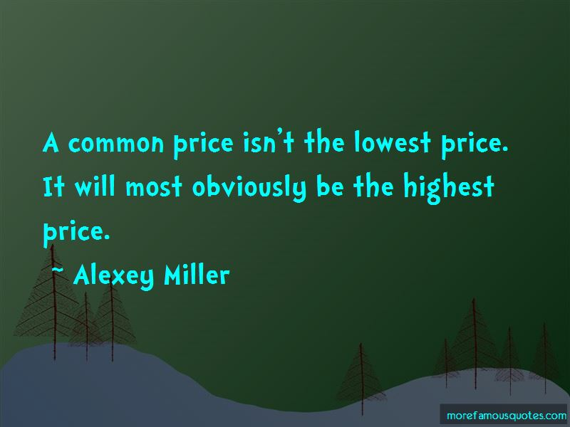 Alexey Miller Quotes Pictures 2