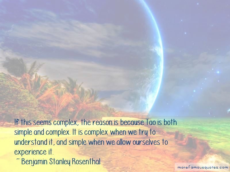 Benjamin Stanley Rosenthal Quotes Pictures 2