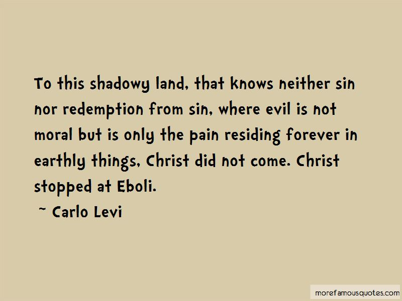 Carlo Levi Quotes Pictures 3