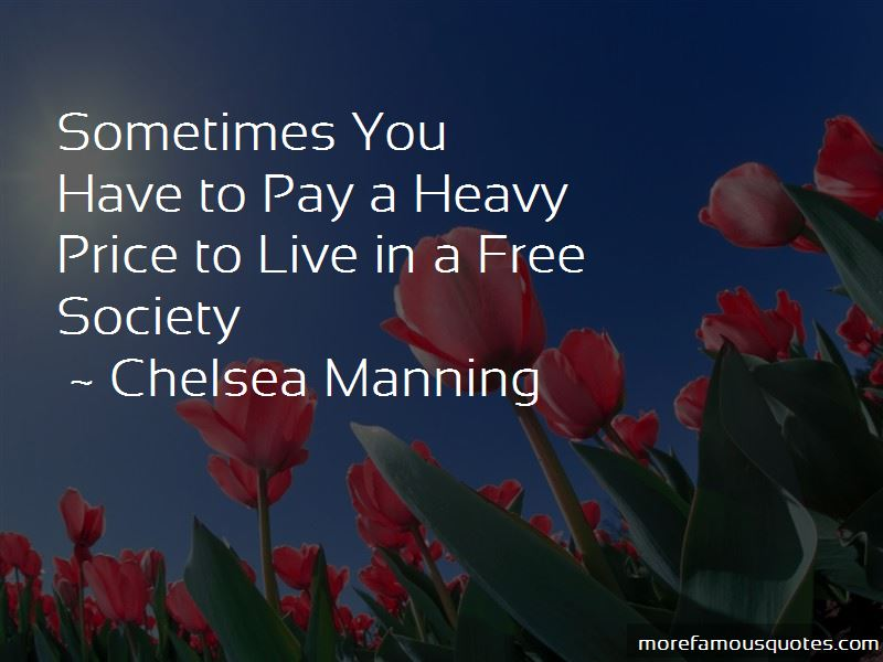 Chelsea Manning Quotes Pictures 3