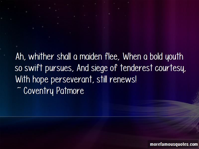 Coventry Patmore Quotes Pictures 3