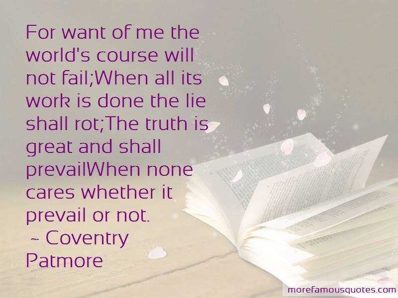 Coventry Patmore Quotes Pictures 4