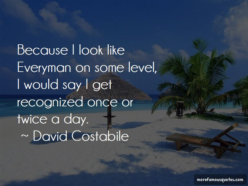 David Costabile Quotes